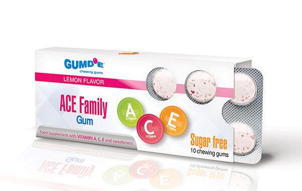 ACE FAMILY GUM