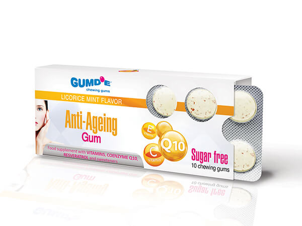 Anti-Ageing Gum