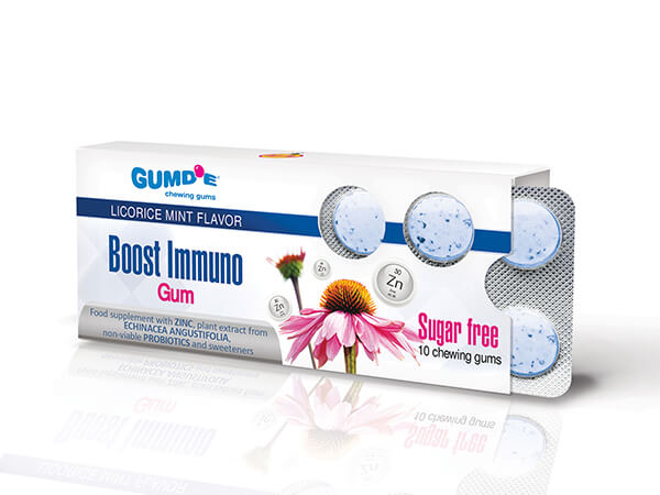 Boost-Immuno Gum