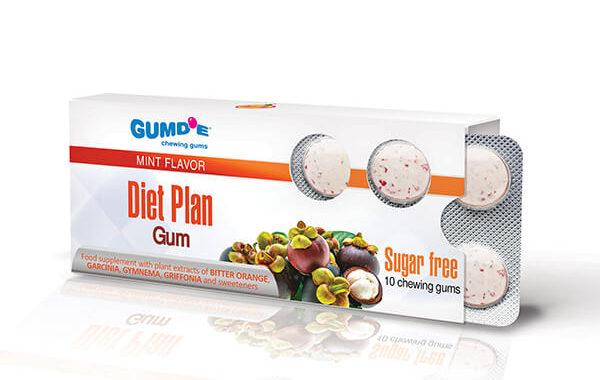 DIET PLAN GUM