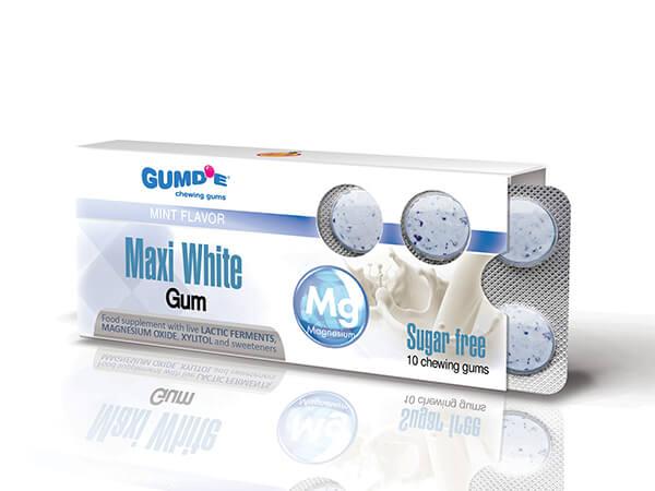 MAXI WHITE GUM