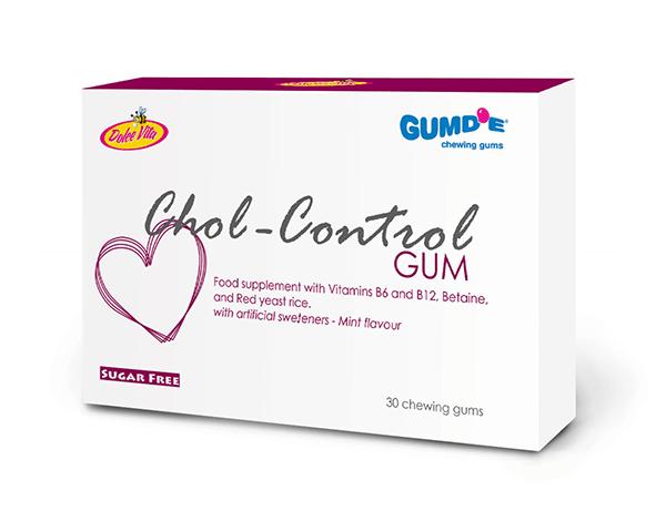 CHOL CONTROL GUM
