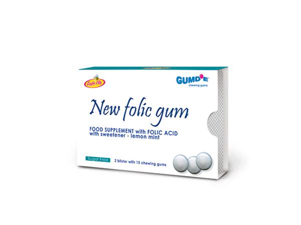 New Folic Gum